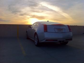 CTS Coupe Sunrise