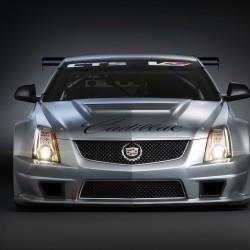 CTS V Race car