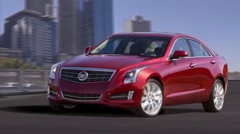 2013 Cadillac ATS12