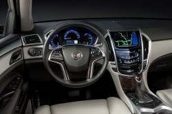2013 Cadillac SRX CUE