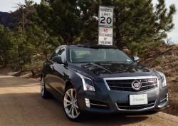 2013 Cadillac ATS - Firearms