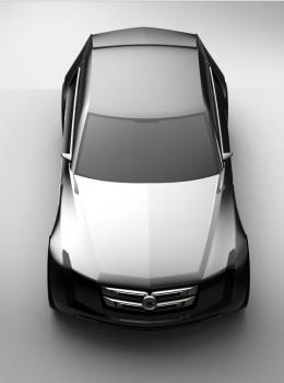 Cadillac C-Ville Concept