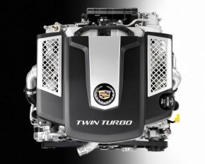 Cadillac 3.6 Twin-Turbo V-6