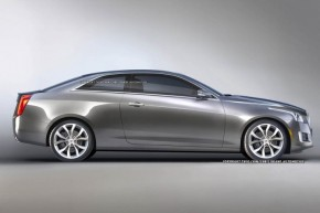 2015 CTS Coupe rendering