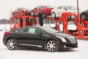 Cadillac ELR Begins Delivery