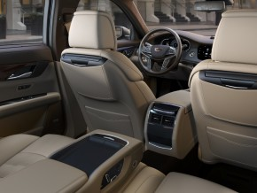 CT6 Rear Seat