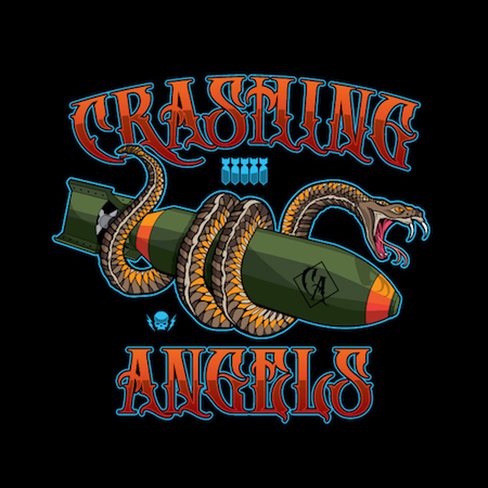 CRASHING ANGELS