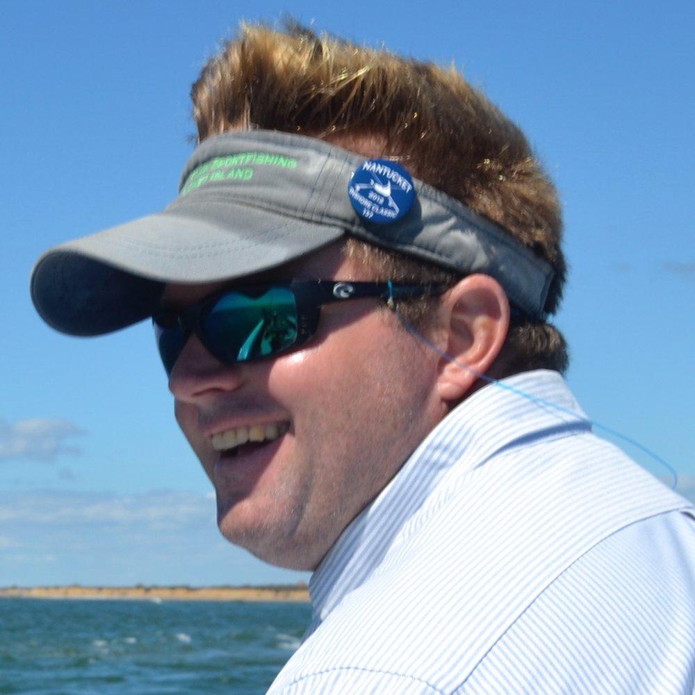 Matt Reinem Nantucket Tackle Center Fishing Nantucket