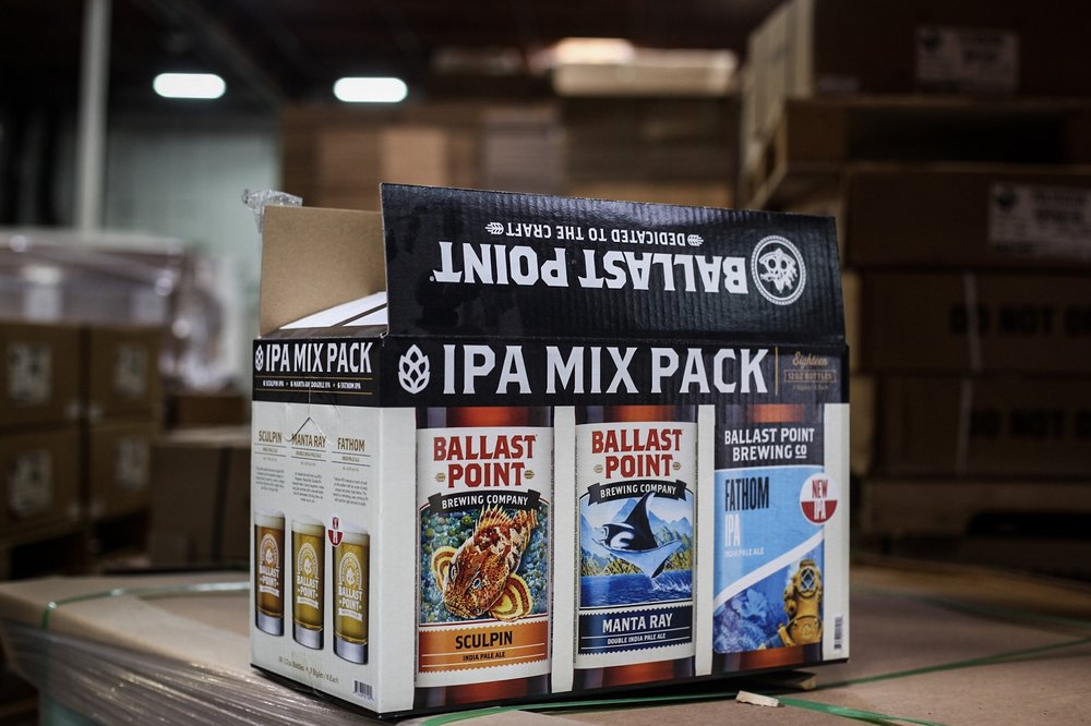 BEVERAGE PACKAGING - MDM Packaging services the beverage industry. We can handle your corrugated needs ranging from a plain carton up to the most elaborate 4 color process printed cartons. We also can supply all types of dividers to prevent breakage.
