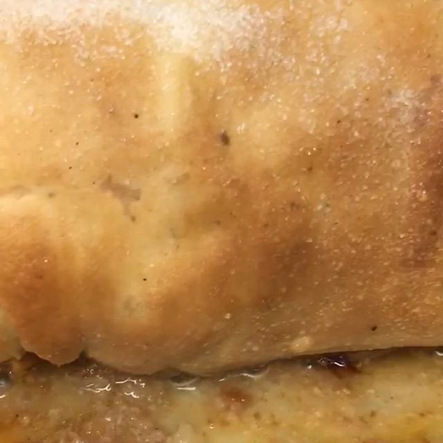 Hand rolled apple strudel. Very good and fresh. Don't pass without get one for yourself. . . . . . #giantcookie #brioche #basilsandwich #healthy #montclair #newhangout #newcoffeeshop #newbakery #102WalnutStreet #layersofflavors #cakeheaven #glutenfreecakes #vegancakes #montclaircoffeeshop #tasty #cakestyle #tastespotting #mozerella #tomato #sandwich #chibattabread #organicmix #croissant #chocolatebabka # lemonpoppyseedcake #everythingbrioche #cheesecake #flatbread #cookies #madeleines