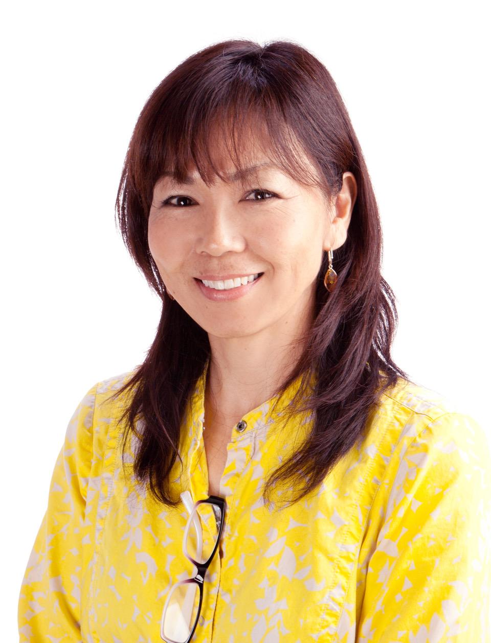 Chikako Nago,   Operations and Communication Officer