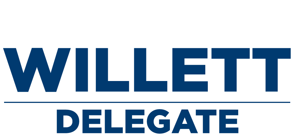 Rodney Willett for Delegate