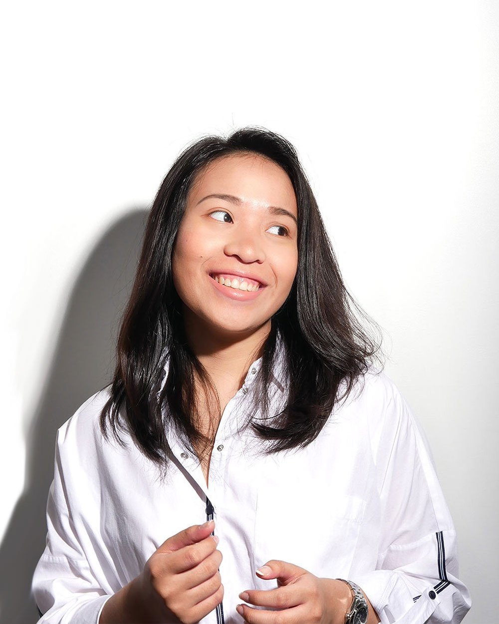 Eusela R. Landrito — Strategist. First of Her Name