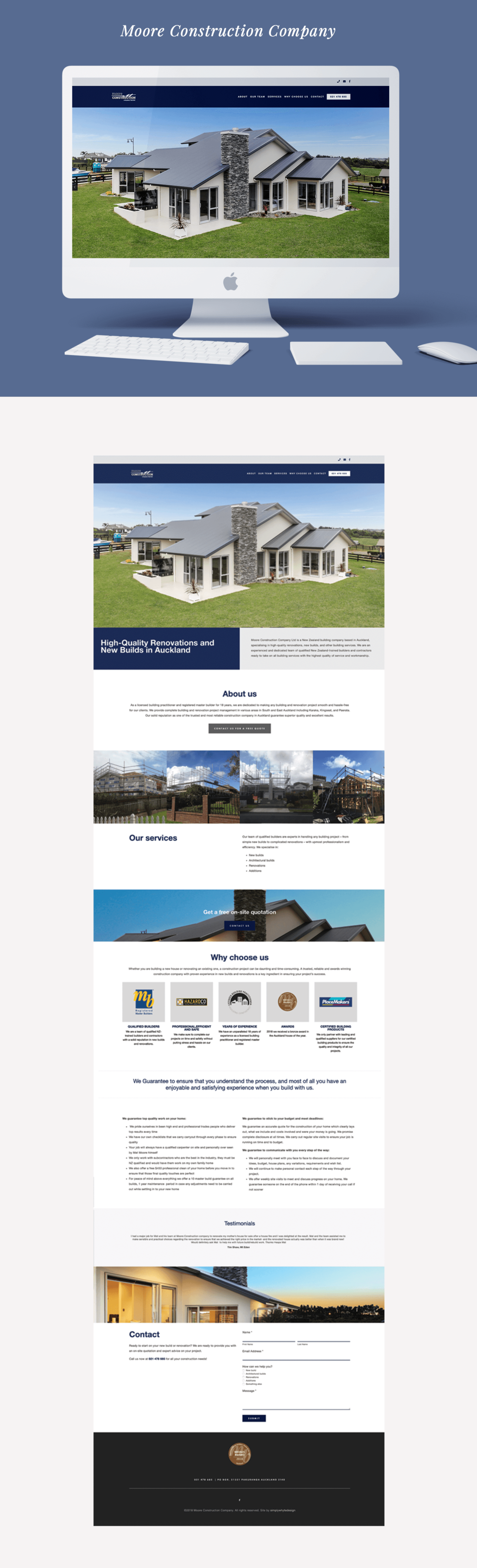 Moore Construction Company Simply Whyte Design Squarespace