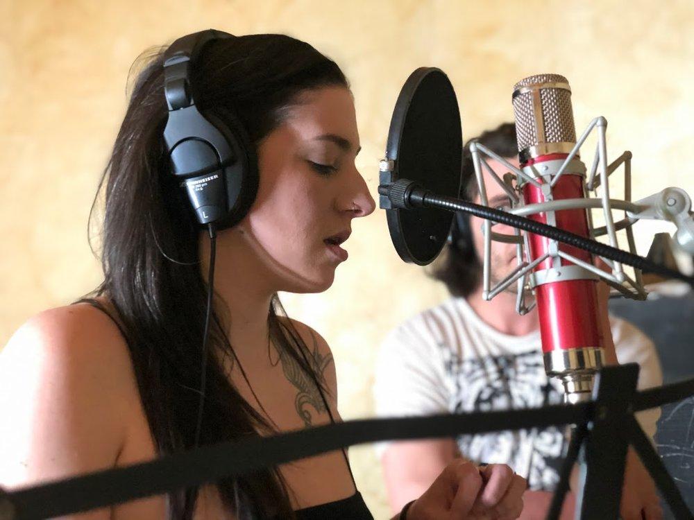 Roxanne Primeau - Vocals