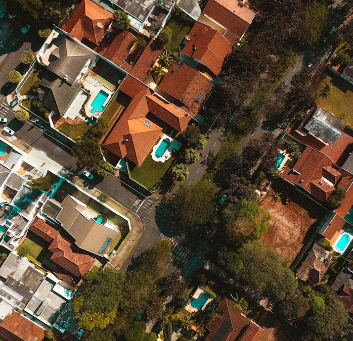 City planning - We help city planners verify projects using arial photography to spot compliance issues.