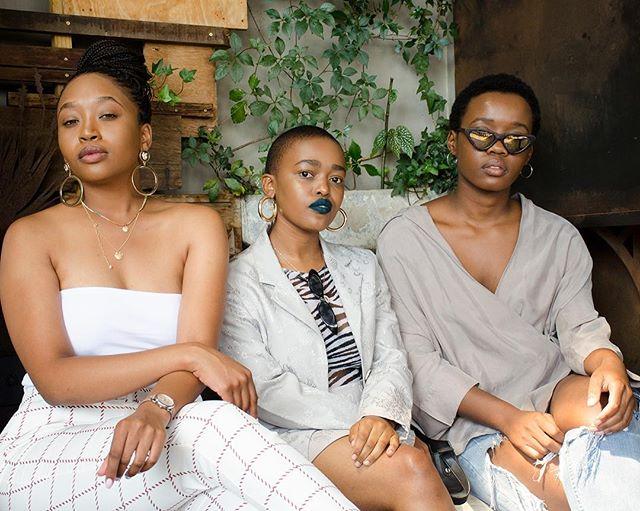 Faces at #thecreativewomxnhookup this past Saturday. 📷 - @refiloe.malekela