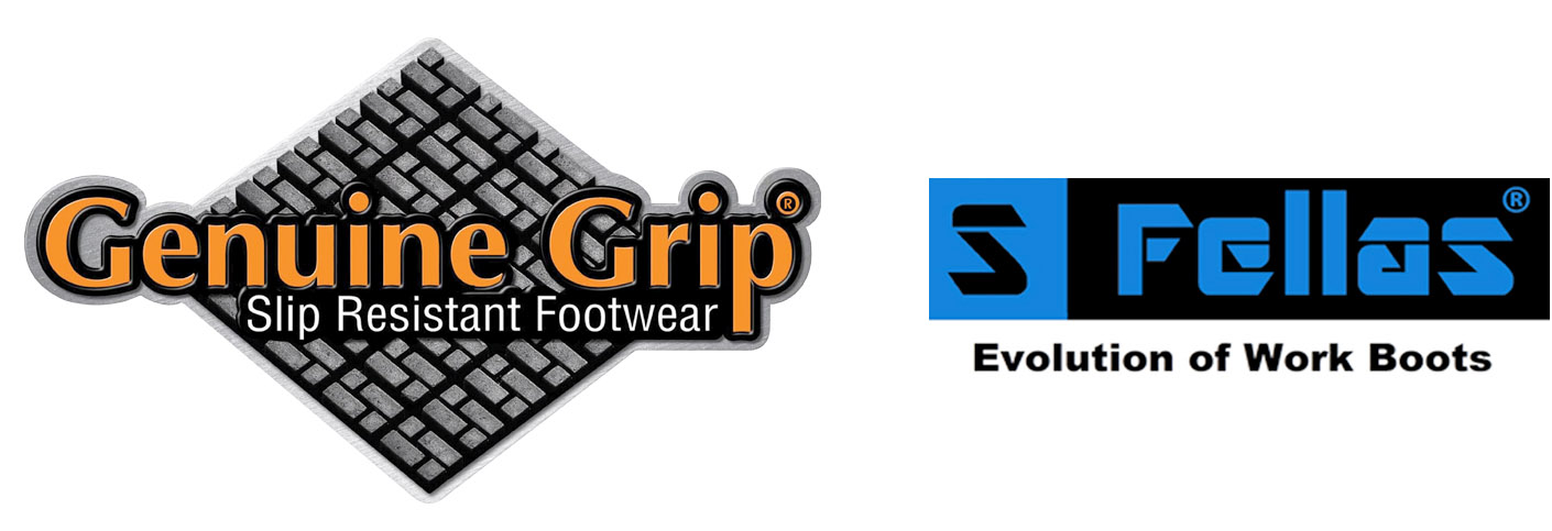 Genuine Grip® & S Fellas® Footwear