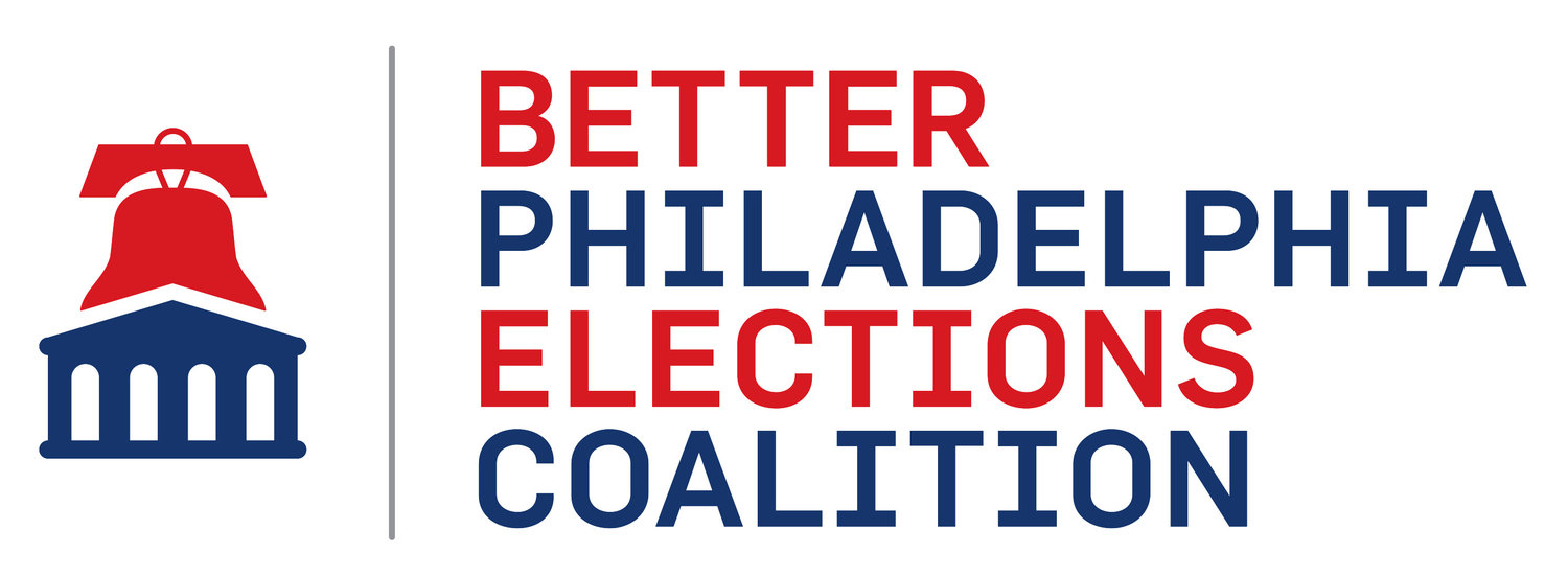 BETTER PHILADELPHIA ELECTIONS COALITION