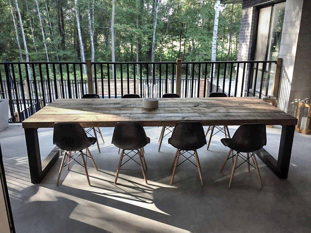 Lit Poutre Bois Massif tables — imparfait / l'atelier créatif