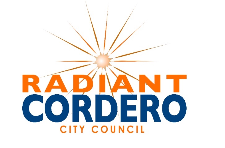 Radiant Cordero for City Council