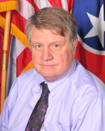 Daryl Walker, Mayor of Atoka