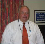 Jeff Huffman, Tipton County Executive