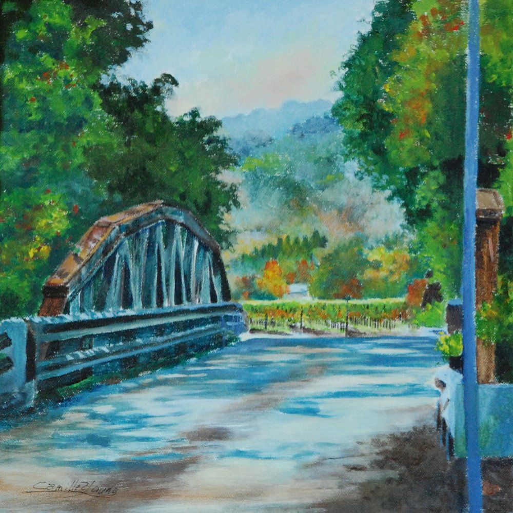 Sonoma Creek Bridge   More Info →