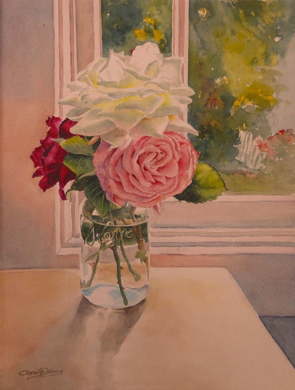 Art Room Roses   More Info →