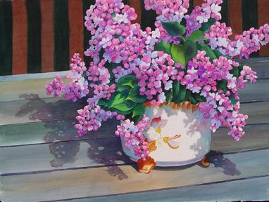 Toni's Lilacs   More Info →