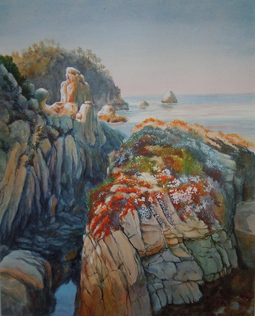 Point Lobos   More Info →