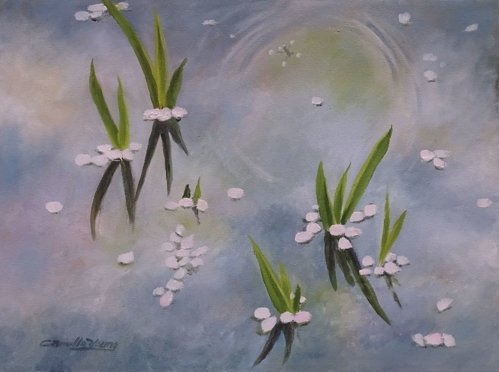 Floating Petals   More Info →