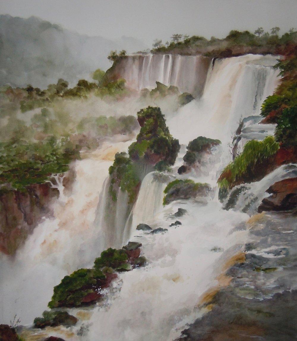 Iguazu Falls   More Info →