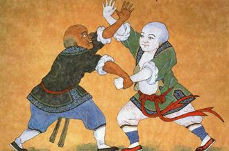 Shaolin monks Quin Dynasty3.jpg