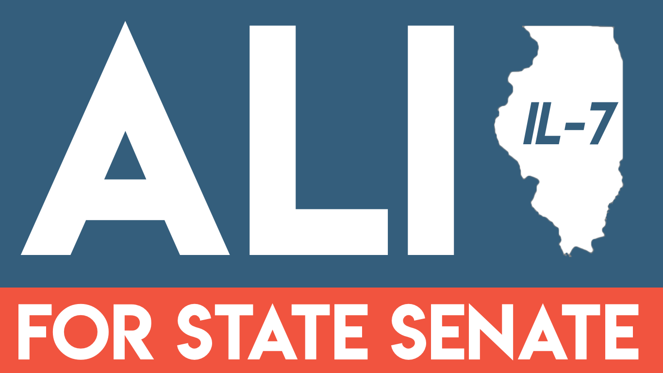 Ali Gadelhak for Illinois State Senate - VoteAli.com