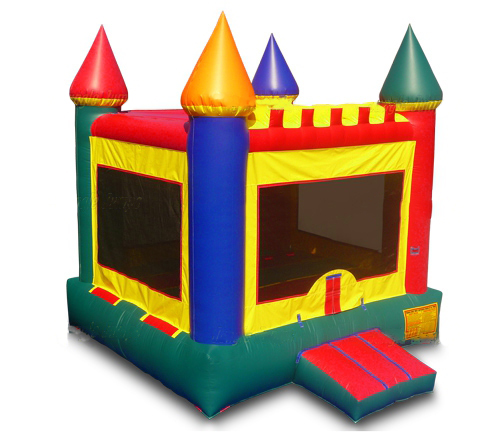 Castle Bounce House - $165.00 ALL DAY RENTAL