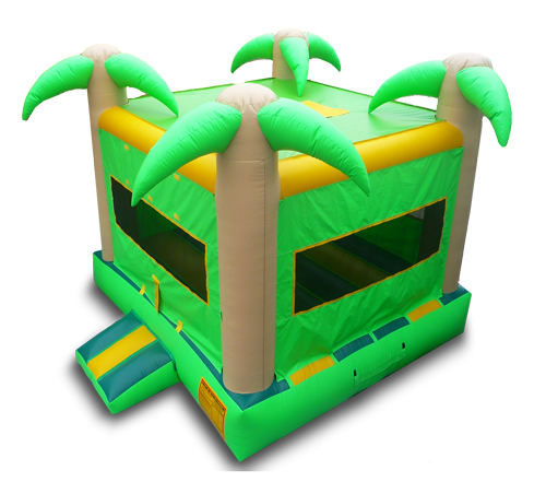 Palm Tree Bounce House - $165.00 ALL DAY RENTAL