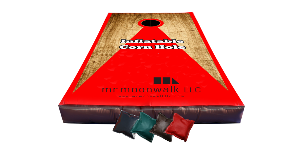 XL Inflatable Corn Hole Boards - $195.00 ALL DAY RENTAL