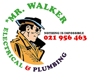 Mr Walker. Plumbing, Electrical & Gas Fitting Specialists