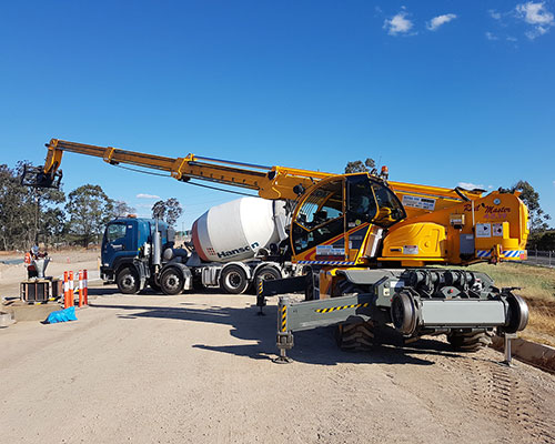 Our Equipment — Sheridan & Sons