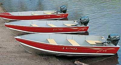 16 foot lund fishing boat rental