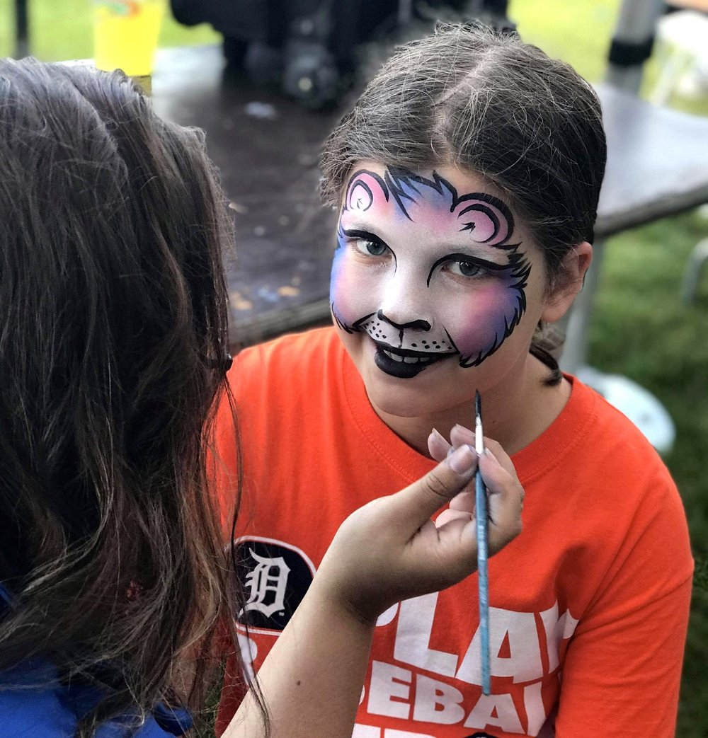 We specialize in - Birthday Parties, School Events, Fundraisers, Picnics, Family Reunions, Bar mitzvahs, First Communions, Company Picnics and more!