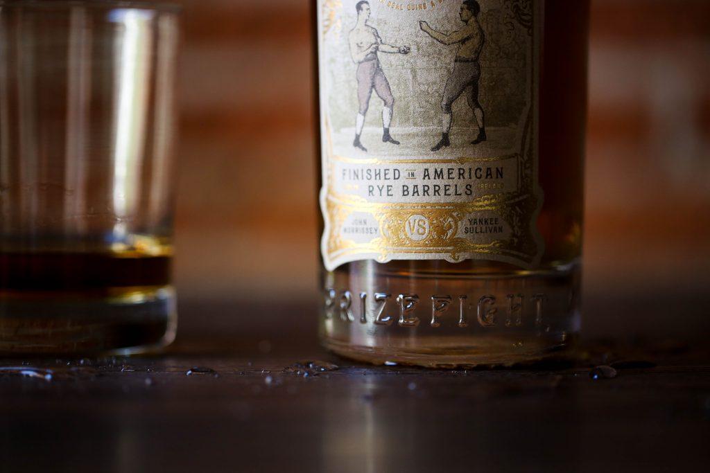 Prizefight whiskey