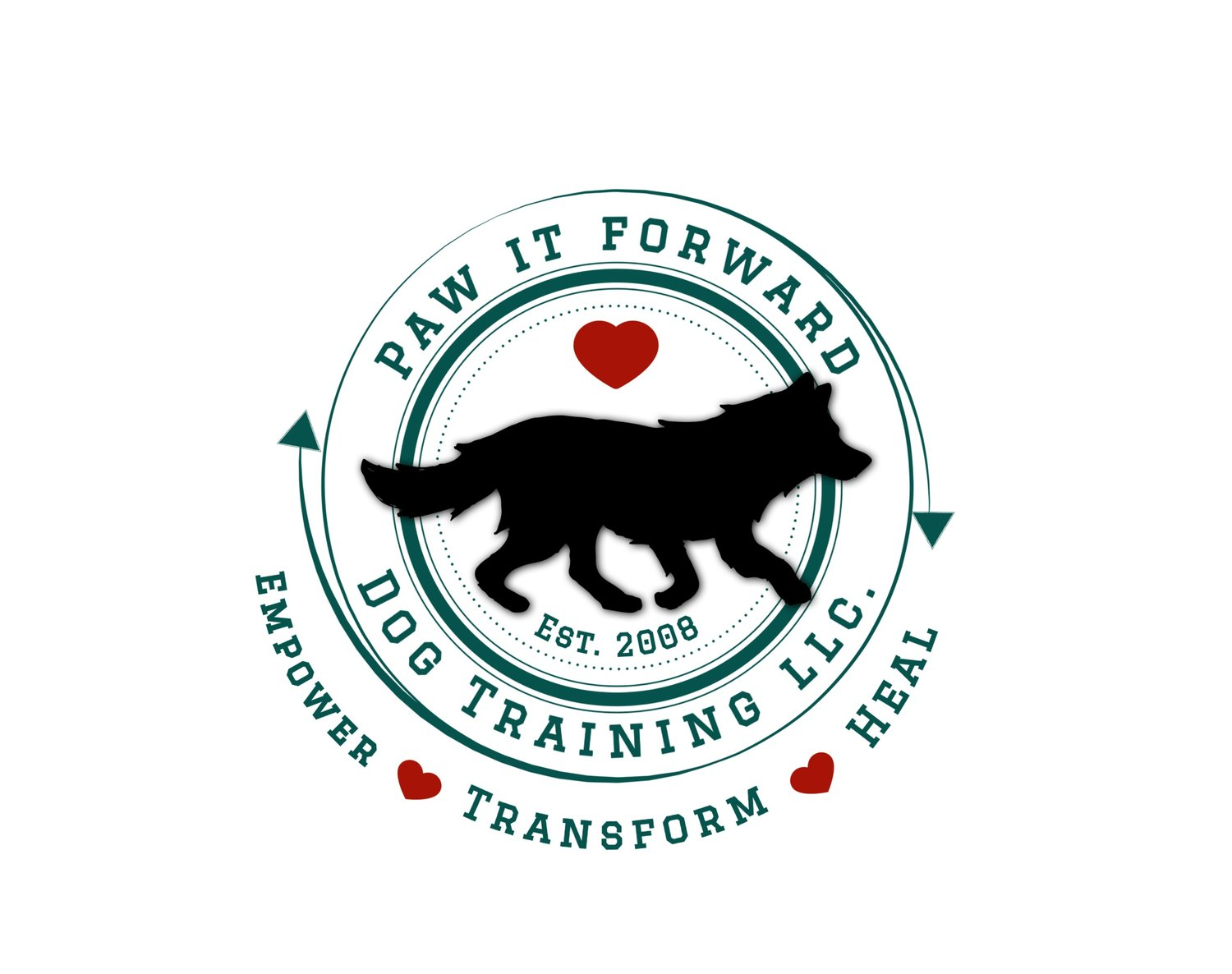 paw it forward dog training, llc