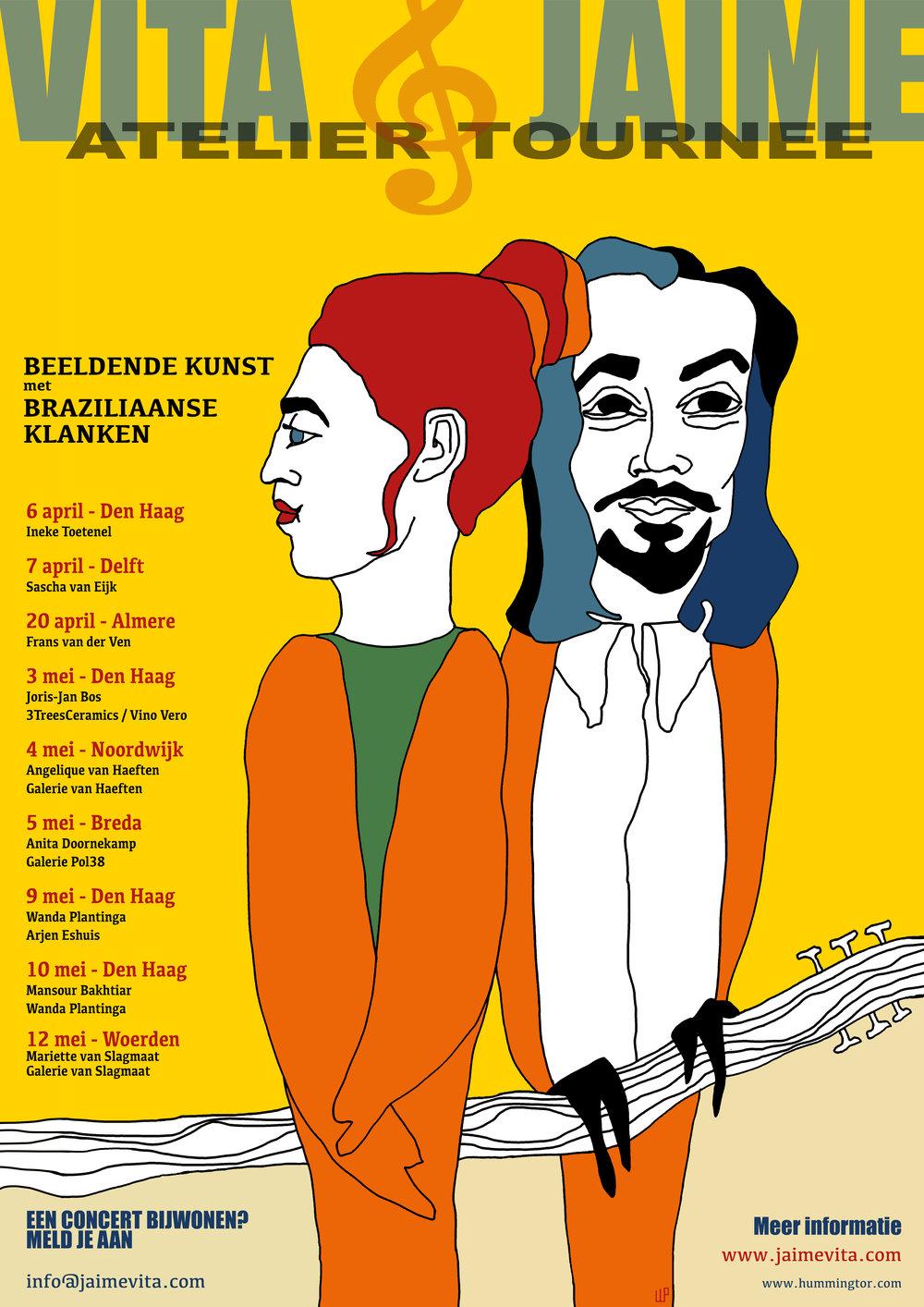 Poster Vita Jaime