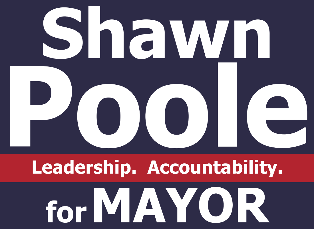 Shawn Poole for Spokane Mayor