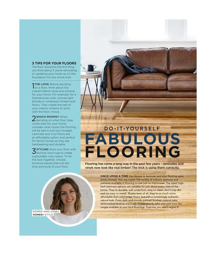 Bunnings - Fabulous Flooring