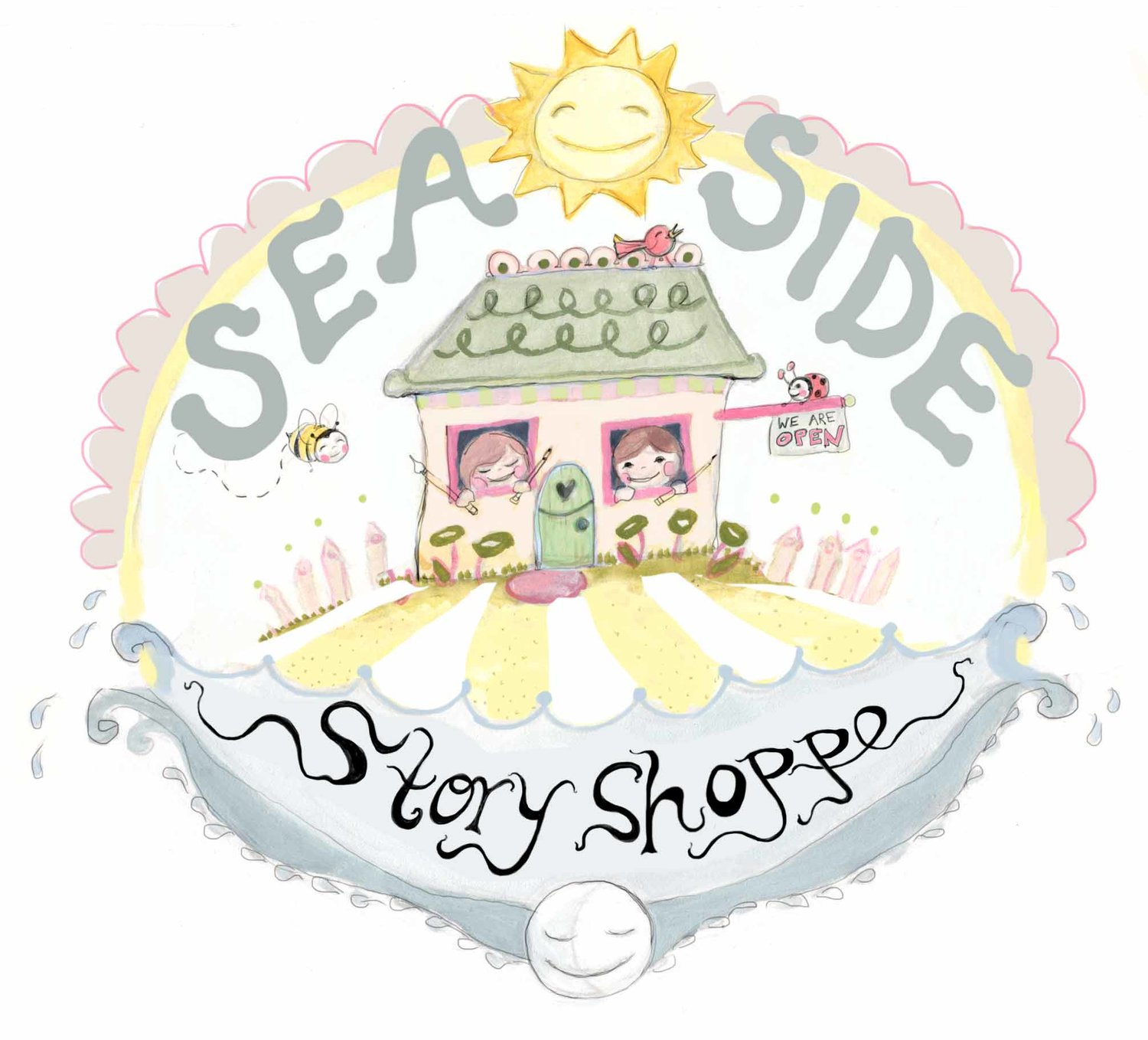 Laura June  Seaside Storyshoppe