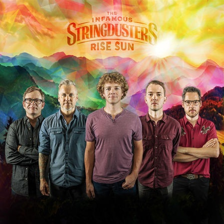"Two of the hottest acts in Americana music release new albums this Friday, April 5. The Infamous Stringdusters will release ""Rise Sun"", in which Sarah co-wrote the title track with Travis Book and ""Planets"" with Travis Book and Chris Pandolfi. - Listen to RISE SUN"