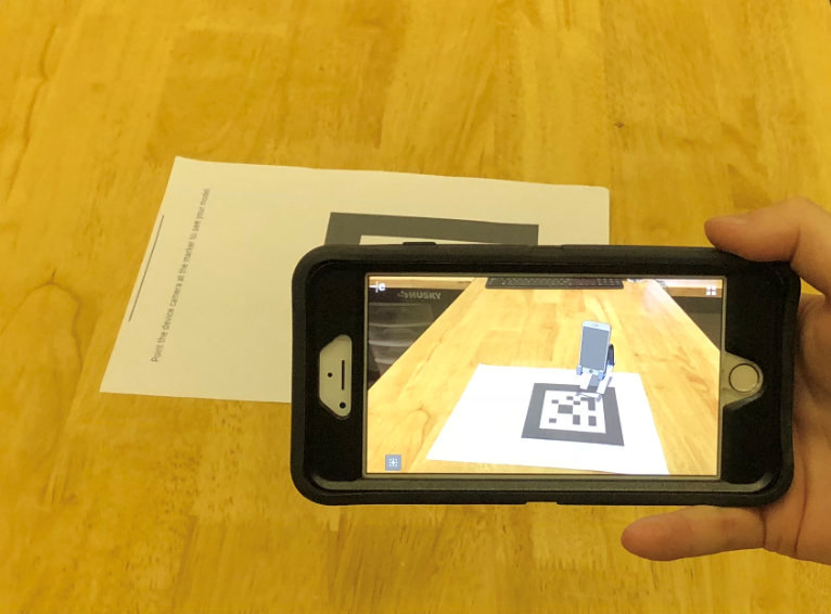 Augmented Reality eDrawings — Perception Engineering